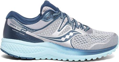 Saucony Omni ISO 2, Zapatillas de Correr para Mujer: Amazon.es ...