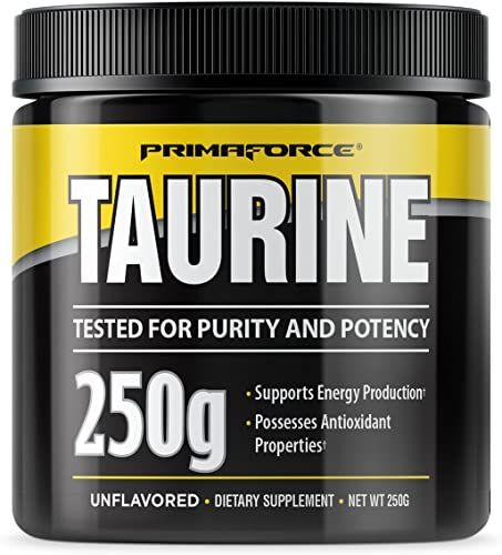 Prima Force Taurine Diet Supplement