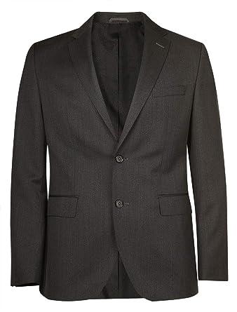 1b65cc8d5 Hugo Boss Men Jacket anthracite Jewels/Linus 50300444-10184645-01-021-Sakko,  size:50: Amazon.co.uk: Clothing