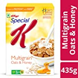 Kellogg's Special K Multigrain & Honey, 435 gms
