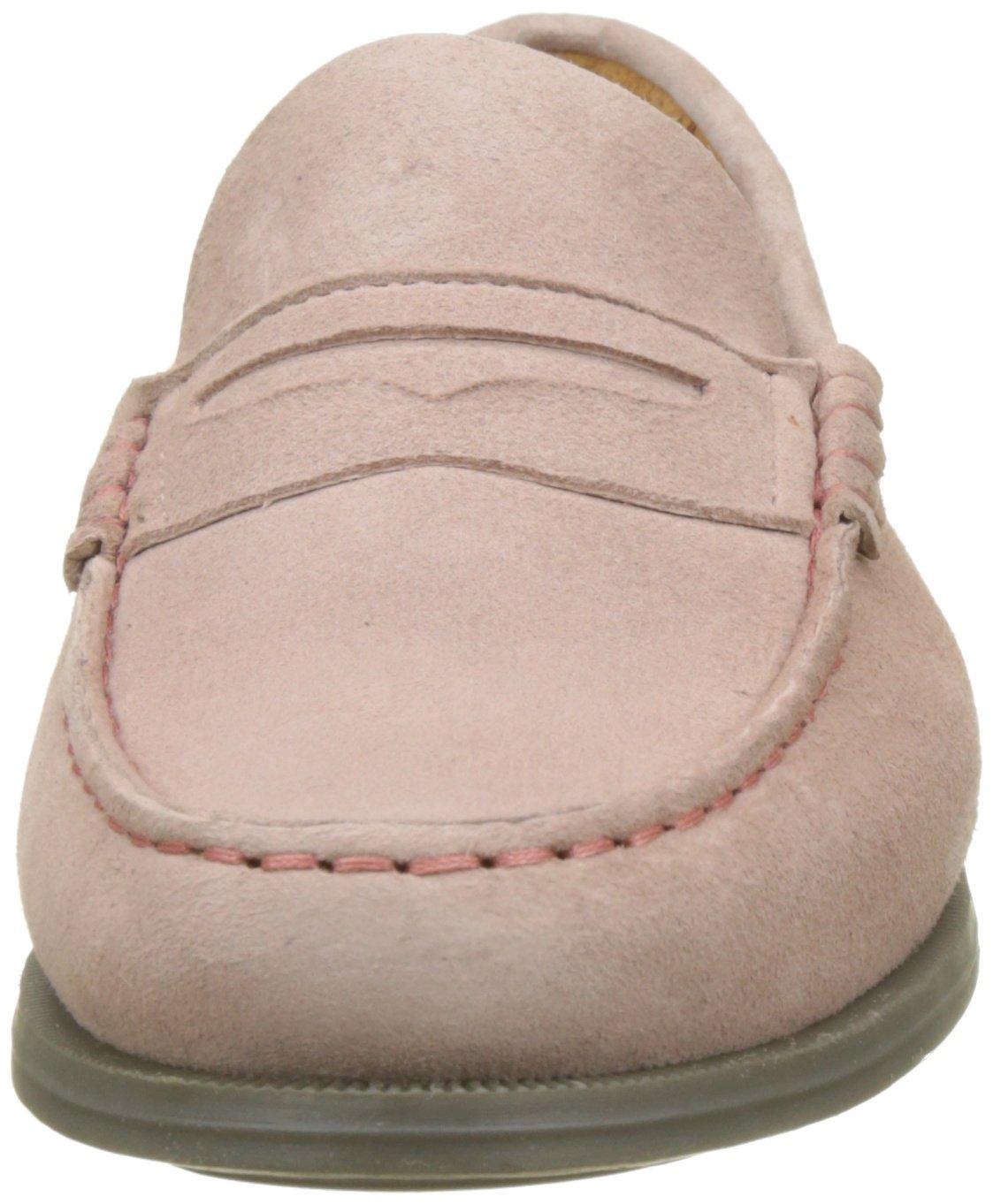 Sebago Damen (Pink Plaza Ii Suede W Mokassin Pink (Pink Damen Mauve N26) ae4474
