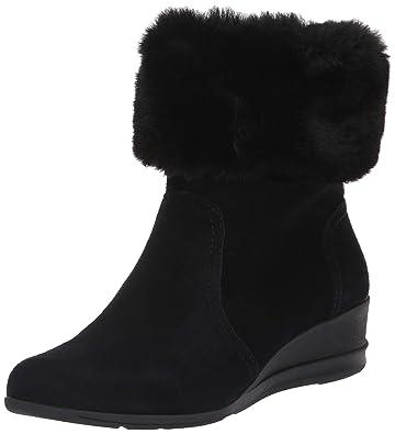 3c4a24f7e99 Anne Klein AK Sport Women's Conscious Bootie Ankle Boot, Black, ...