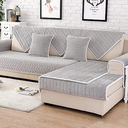 S F T Elegante Cubierta de sofá atmosférico, Moderno y ...