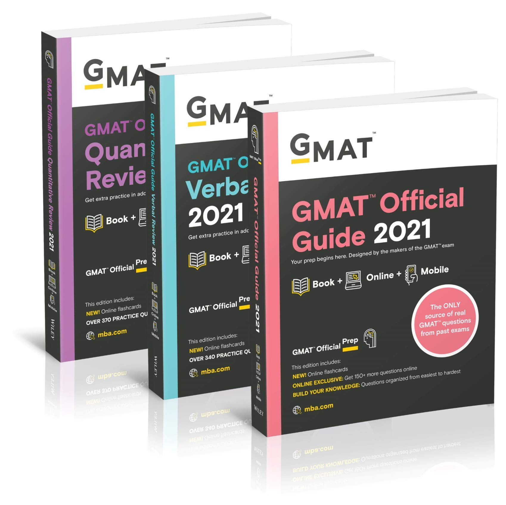 The GMAT Official Guide 2021 Review and Highlights