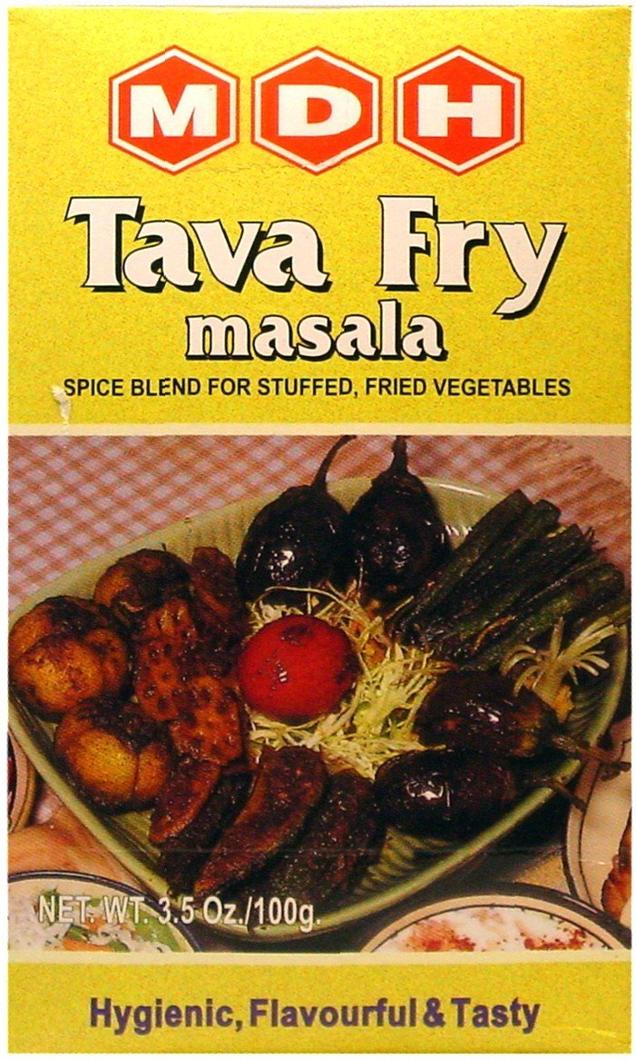 Mdh Tava Fry 3.5oz(pack of 2)