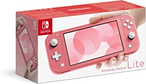 Nintendo Switch Lite - Consola Coral
