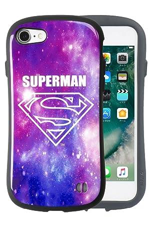 81d834de60 Amazon | iFace First Class SUPERMAN iPhone8/7 ケース 耐衝撃/スーパー ...