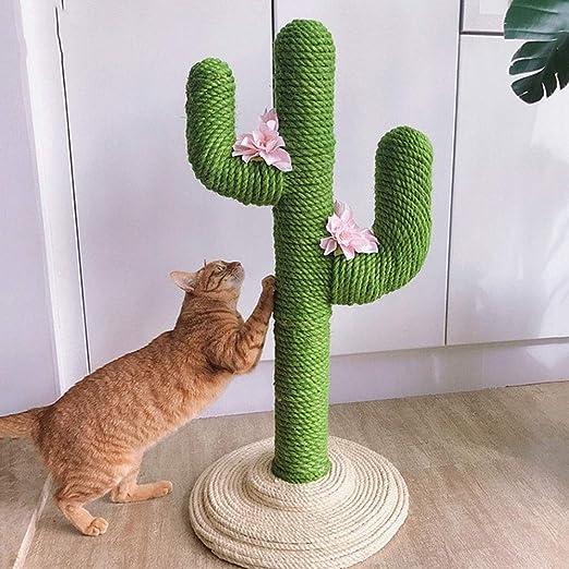 UTOPIAY Árbol Rascador para Gato Creativo, Torre de Escalada en ...