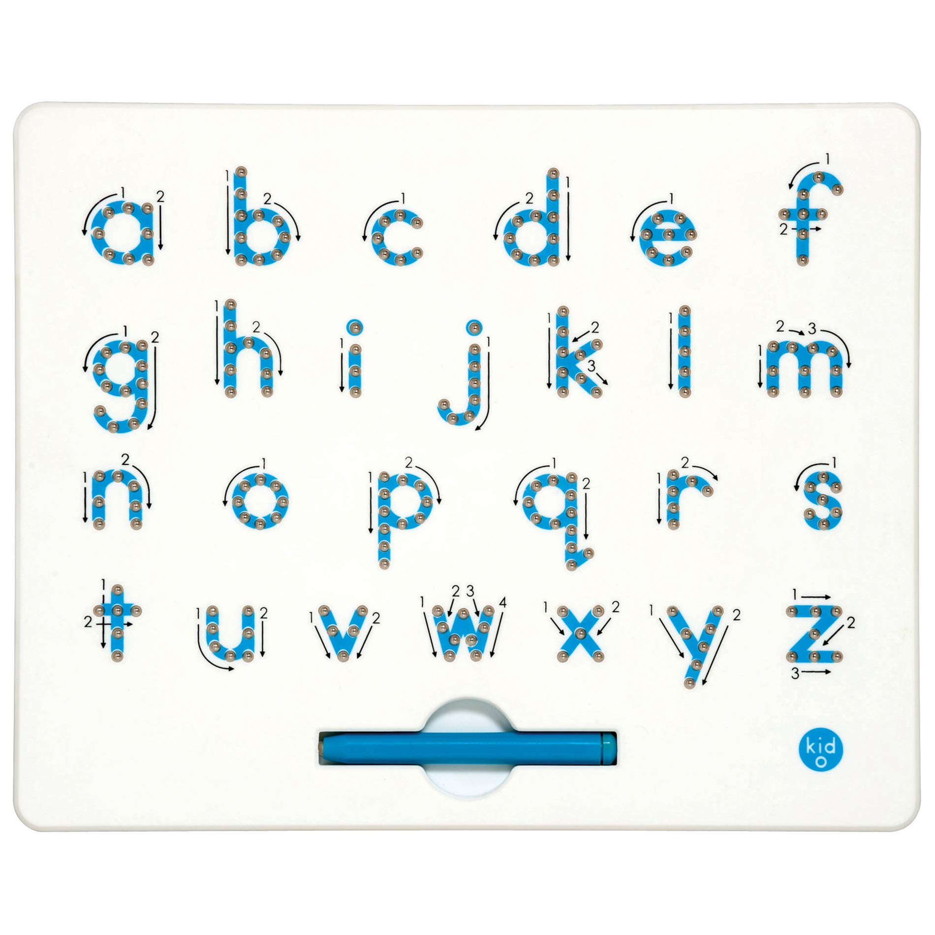 Kid O Magnatab - a to z - Lower Case by Kid O