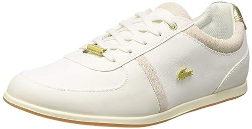 Lacoste Rey Sport 119 2 Cfa, Zapatillas para Mujer: Amazon.es: Zapatos y complementos