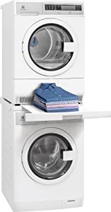 Kenmore 02618012 Laundry Install Parts Front Load Washer and Dryer Stacking Kit White