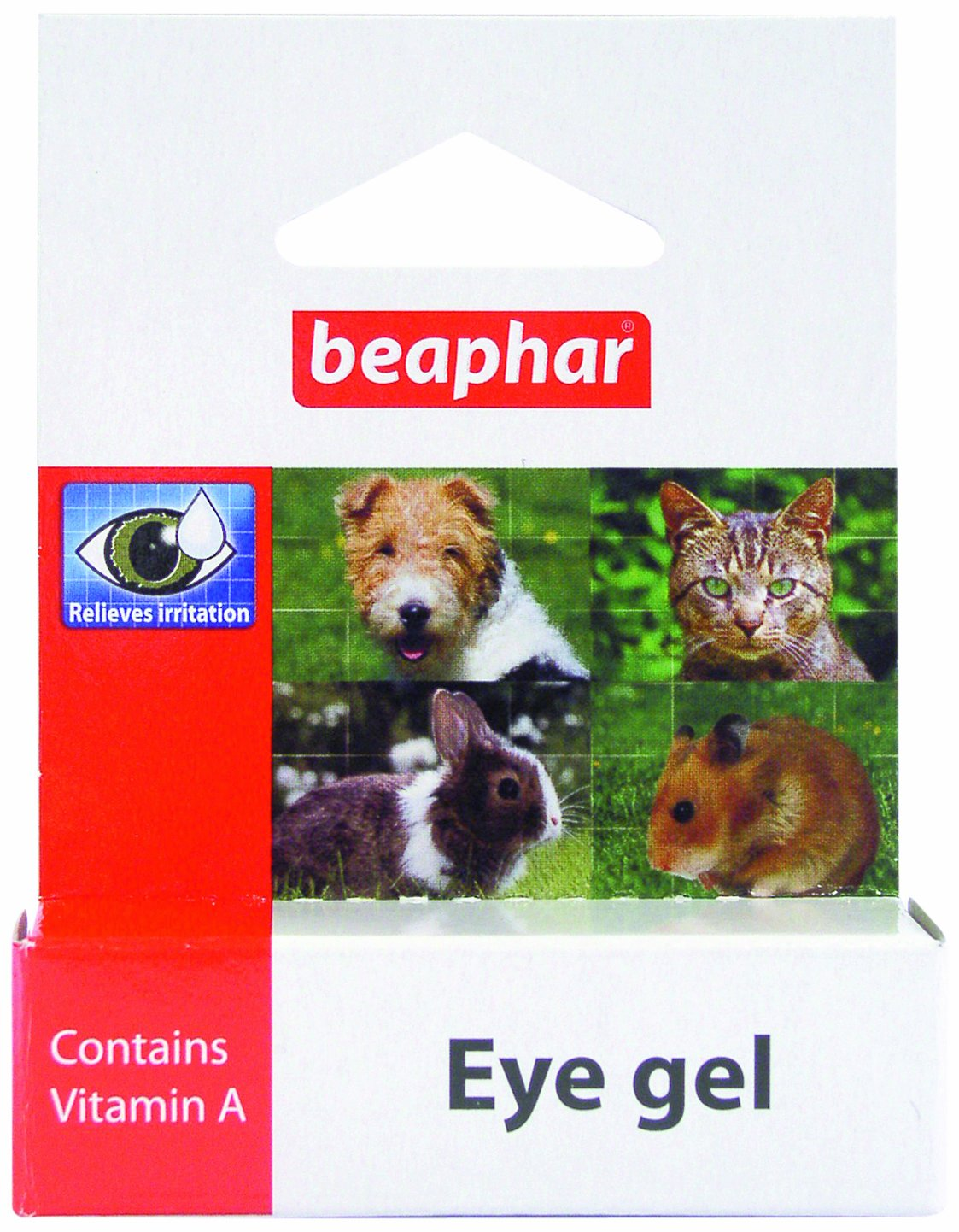 (2 Pack) Beaphar - Eye Gel 5g