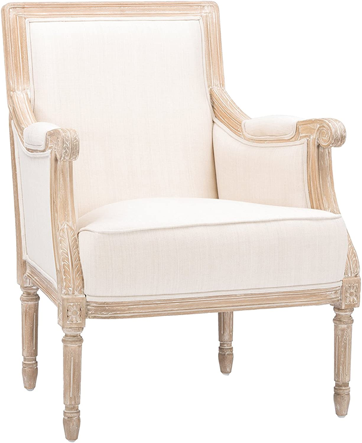 French country arm chair.