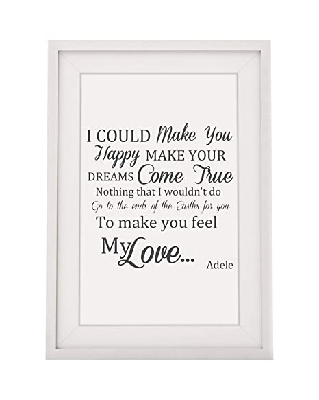 Love can make you happy lyrics