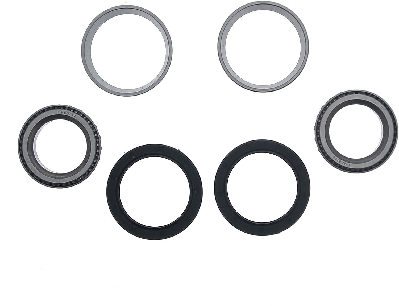 Wheel Bearings and Seals Polaris Scrambler 400 4X4 Rear Axle