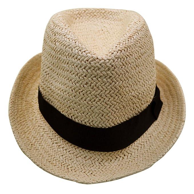Millya Sombrero de paja panamá para niños 8de6992fc69