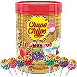 Chupa Chups Lollipops, 100 Pieces