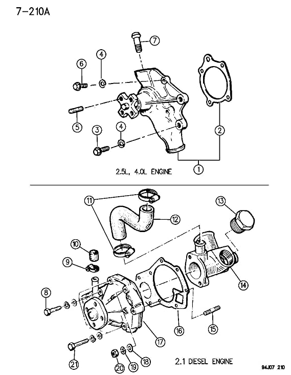 Amazon Com Mopar Performance V9900083 Mopar Pump Automotive