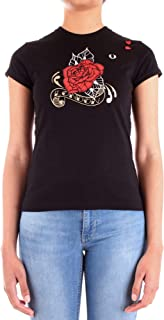 Fred Perry SG5130 T-Shirt Donna Nero 8