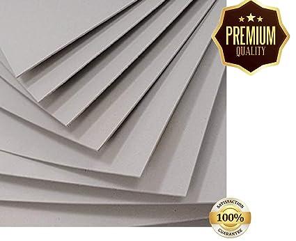 Lote de 30 láminas de cartón rígido (A3, 1500 micrones, 1000 ...