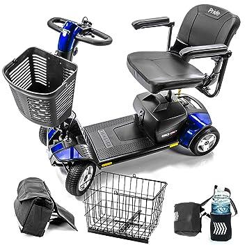 Pride Mobility Scooter >> Amazon Com Pride Mobility Go Go Sport 4 Wheel Electric Travel