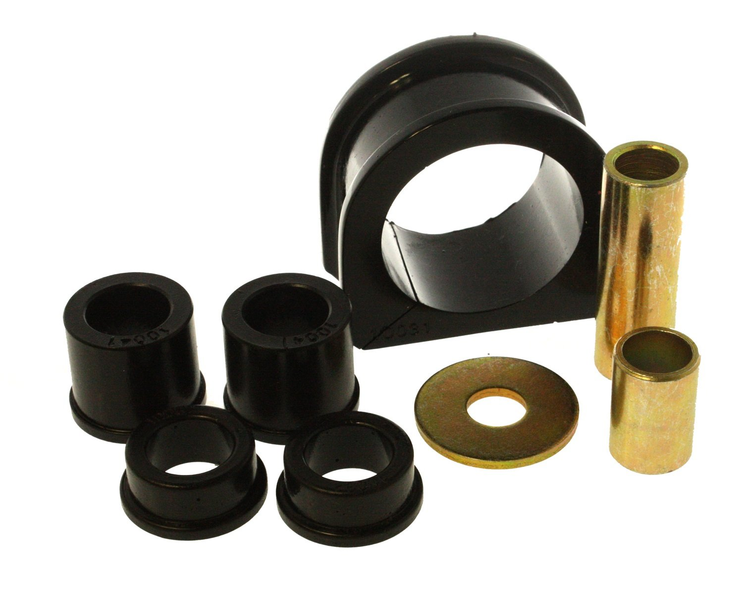 Energy Suspension 8.10103G 4WD RACK & PINION BUSHING SET by Energy Suspension