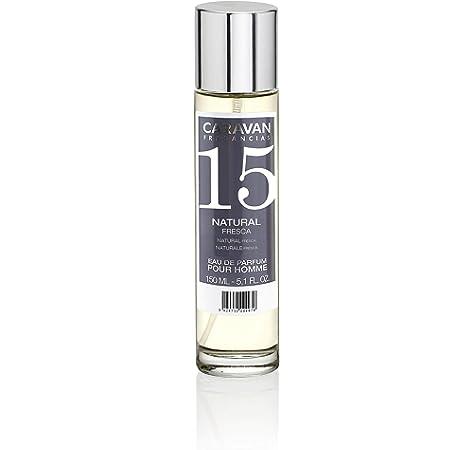 CARAVAN FRAGANCIAS nº 15 - Eau de Parfum con vaporizador para Hombre - 150 ml: Amazon.es: Belleza