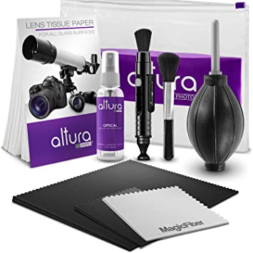 Amazoncom Altura Photo Professional Cleaning Kit For Dslr Cameras