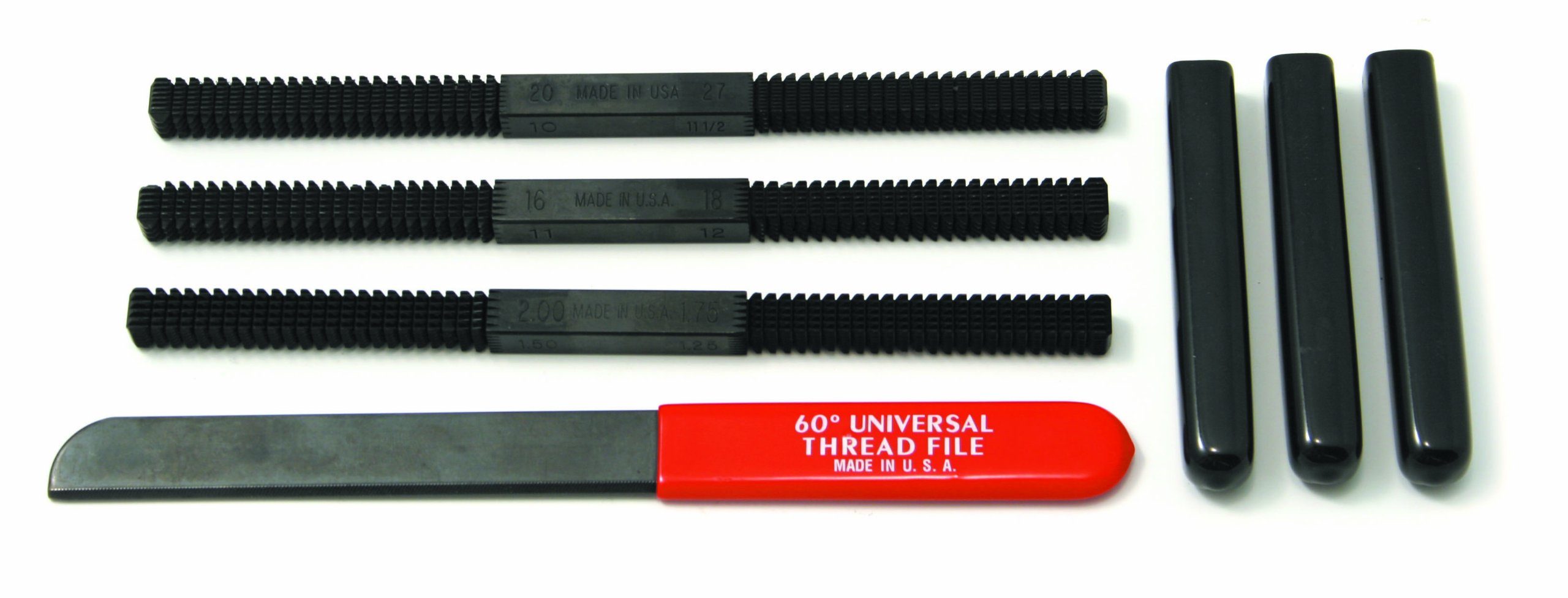 CTA Tools 8230 Thread Restoring File Set - 4 Piece by CTA Tools (Image #1)