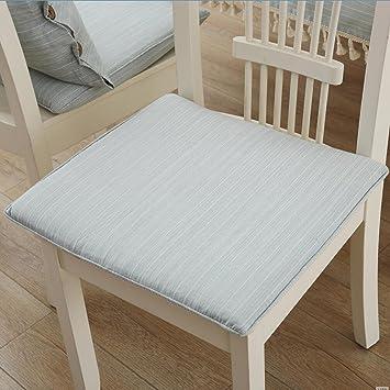 Rutschfeste Quadratische Sitzkissen Sitzkissen Stuhl 45 45 Cm Pc