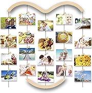 Un geniale portafoto da parete che ti consente di mettere insieme tutti i tuoi più bei ricordi