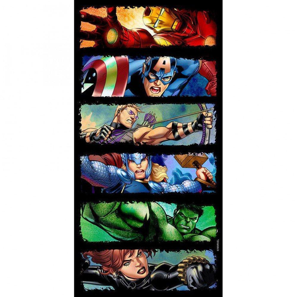 Amazon.com: Marvel Avengers 140 x 70 cm