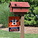 WinCraft Houston Astros Double Sided Garden Flag