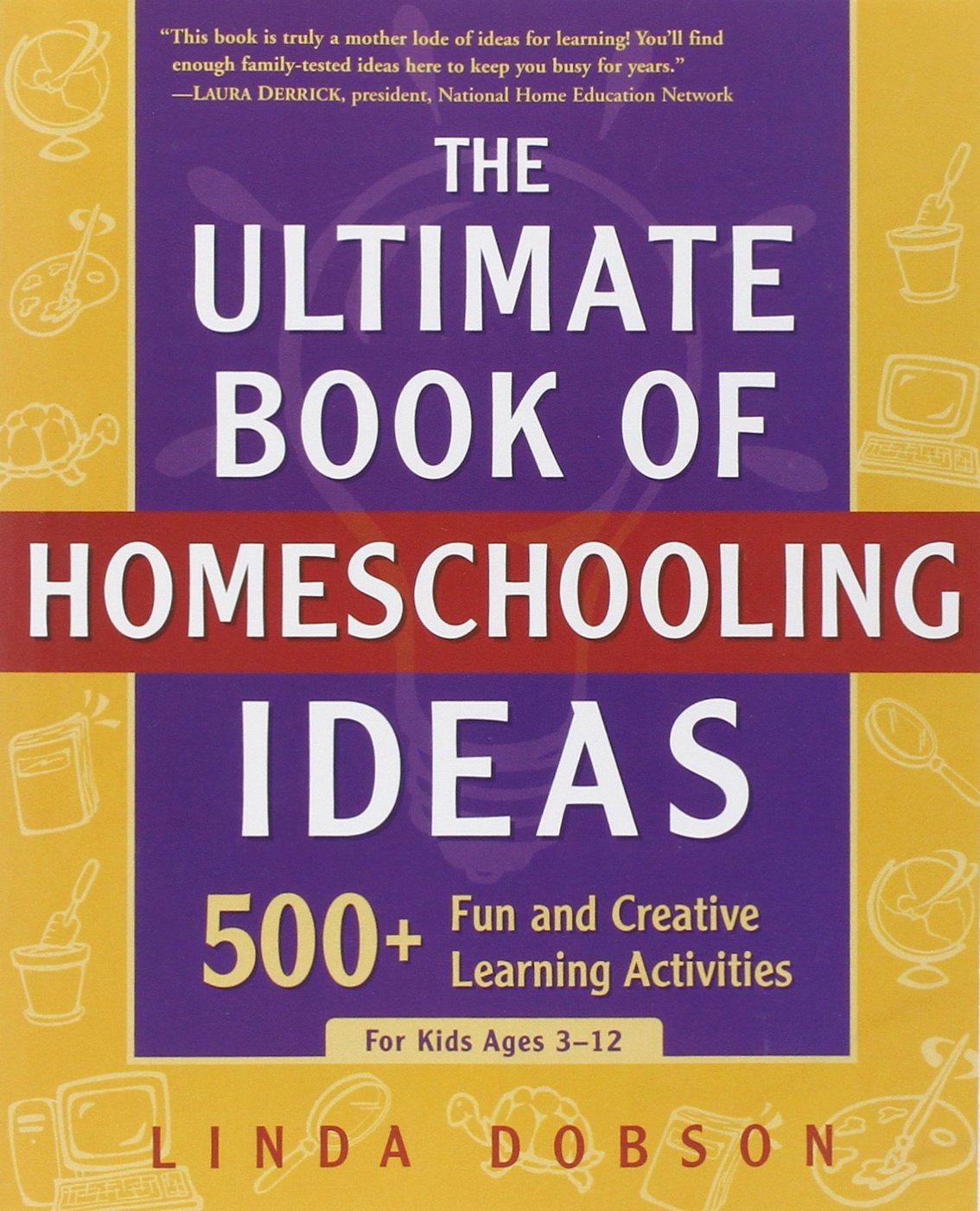 Ultimate Book Homeschooling Ideas Activities product image