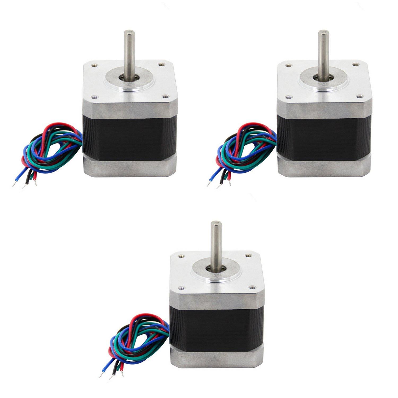Amazon.com: 3 piezas 4 cables de plomo eléctrico universal ...
