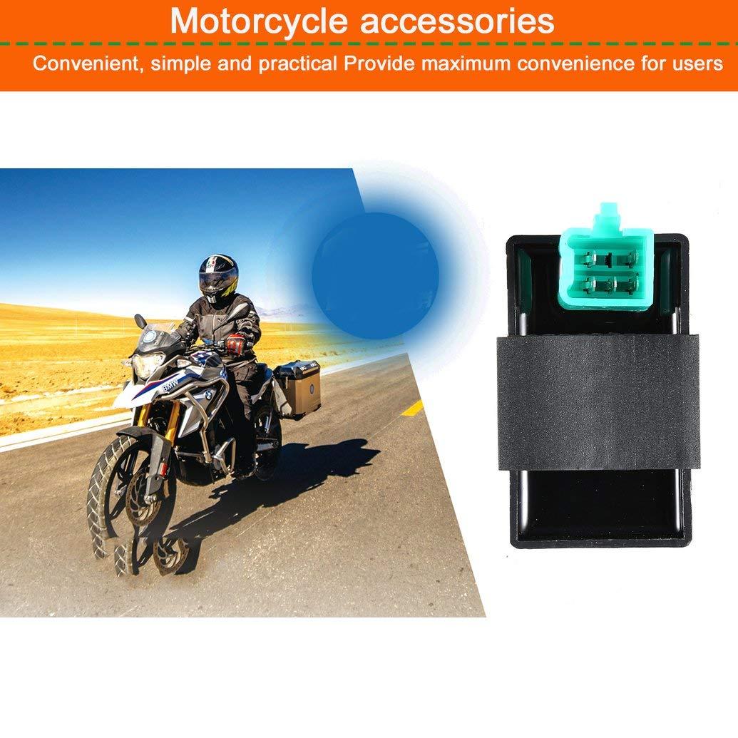 Celerfank CDI Box 5 Pin Sockel XR CRF 50 70 90 110 125 cc Quad ATV Taotao Kazuma Chinesisch Sunl