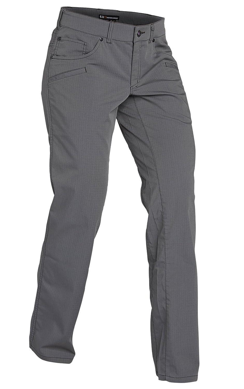 5.11 Tactical Women's Cirrus Pant, Storm, Size 14