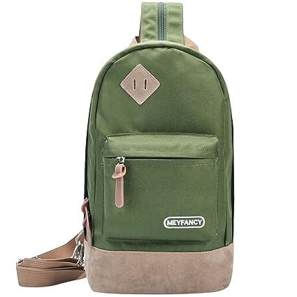 Amazon.com  MEYFANCY Sling Bag Small Hiking Backpack e2b21822b65d3