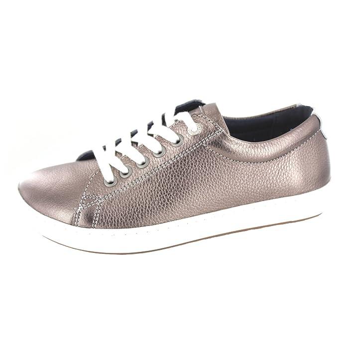 BIRKENSTOCK Arran[Schuhe] 1007043 Damen Schnürschuh, Bronze