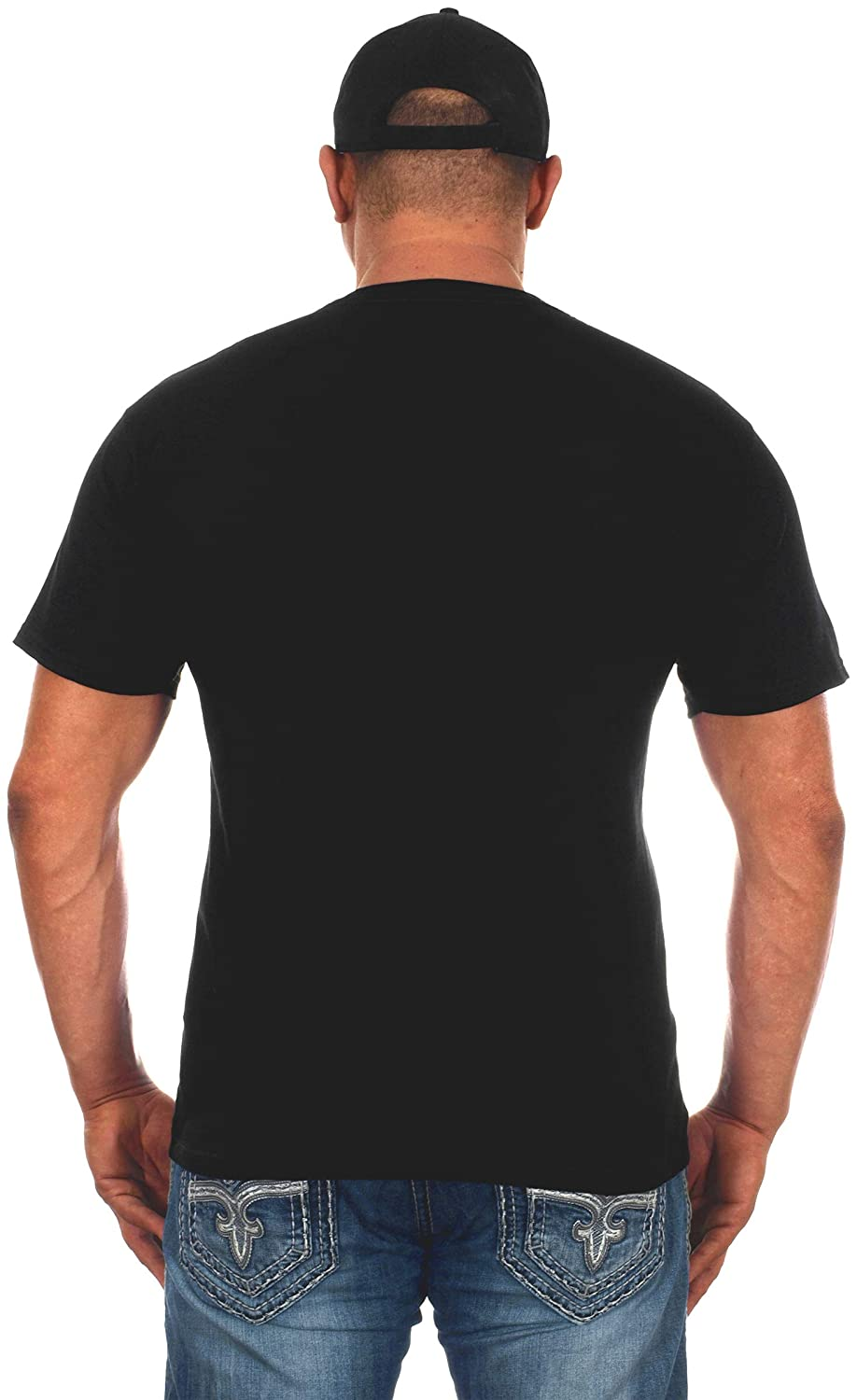 JH DESIGN GROUP Mens Ford Truck T-Shirts Two Styles Black /& Charcoal
