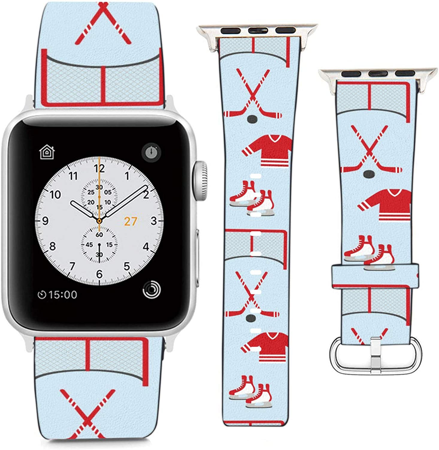 Top 10 Large Red Apple Watch Band 42Mm