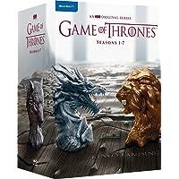Game of Thrones: Die kompletten Staffeln 1-7 (EU Import mit Deutscher Sprache)