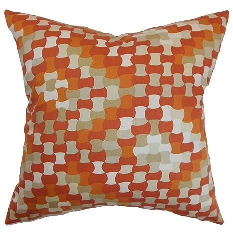 La Almohada Collection Gaya geométrico Funda para cojín ...