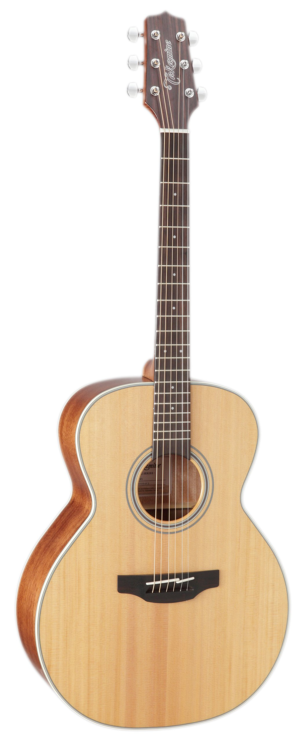 Takamine GN20-NS Nex Acoustic Guitar, Natural by Takamine
