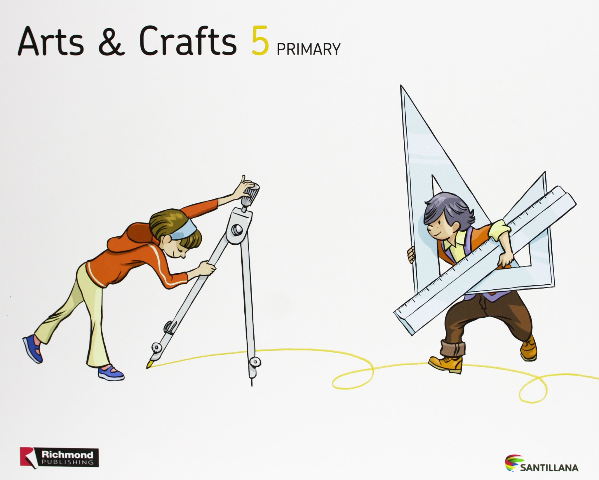 ARTS & CRAFTS 5 PRIMARY - 9788468017198: Amazon.es: Vv.Aa.: Libros en idiomas extranjeros