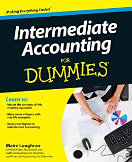 Intermediate accounting donald e kieso jerry j weygandt terry intermediate accounting for dummies fandeluxe Image collections