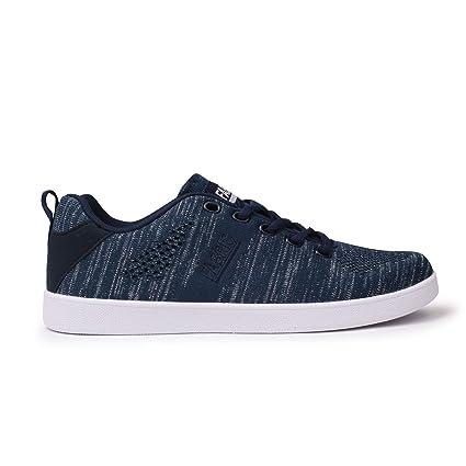 Tela Storm lo zapatillas para mujer azul marino zapatillas deportivas zapatos calzado, azul marino