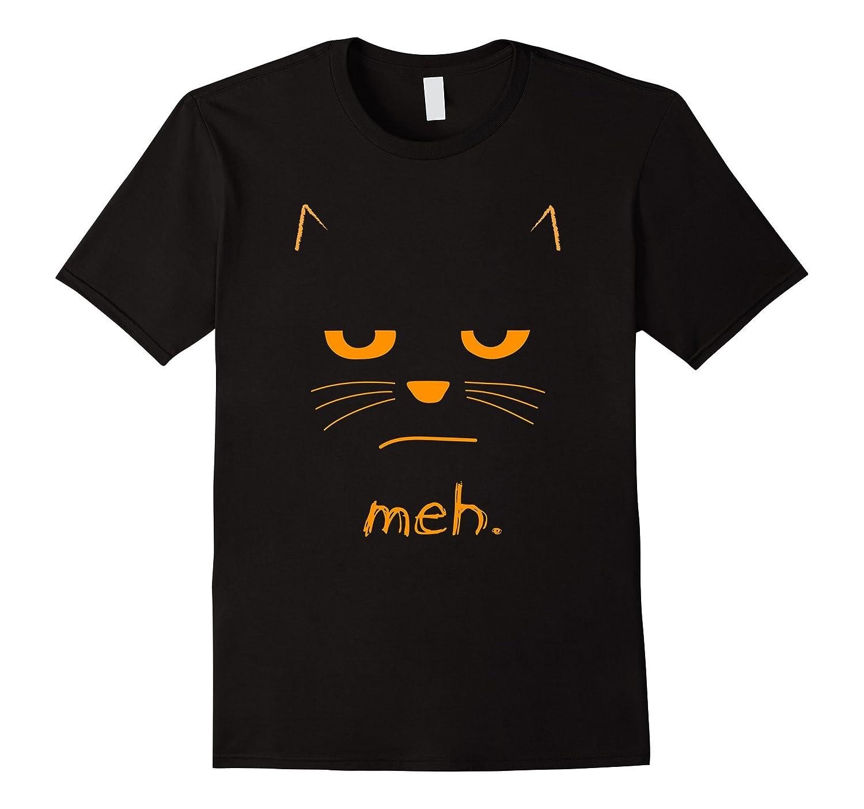 Funny Halloween Cat t-shirt MEH-T-Shirt