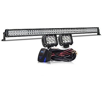 Amazon.com: TURBOSII Barra de luz LED DOT 52