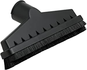 WORKSHOP Wet Dry Vacuum Accessories WS17814A Wet Dry Vac Floor Brush Attachment For 1-7/8-Inch Wet Dry Shop Vacuum Hose